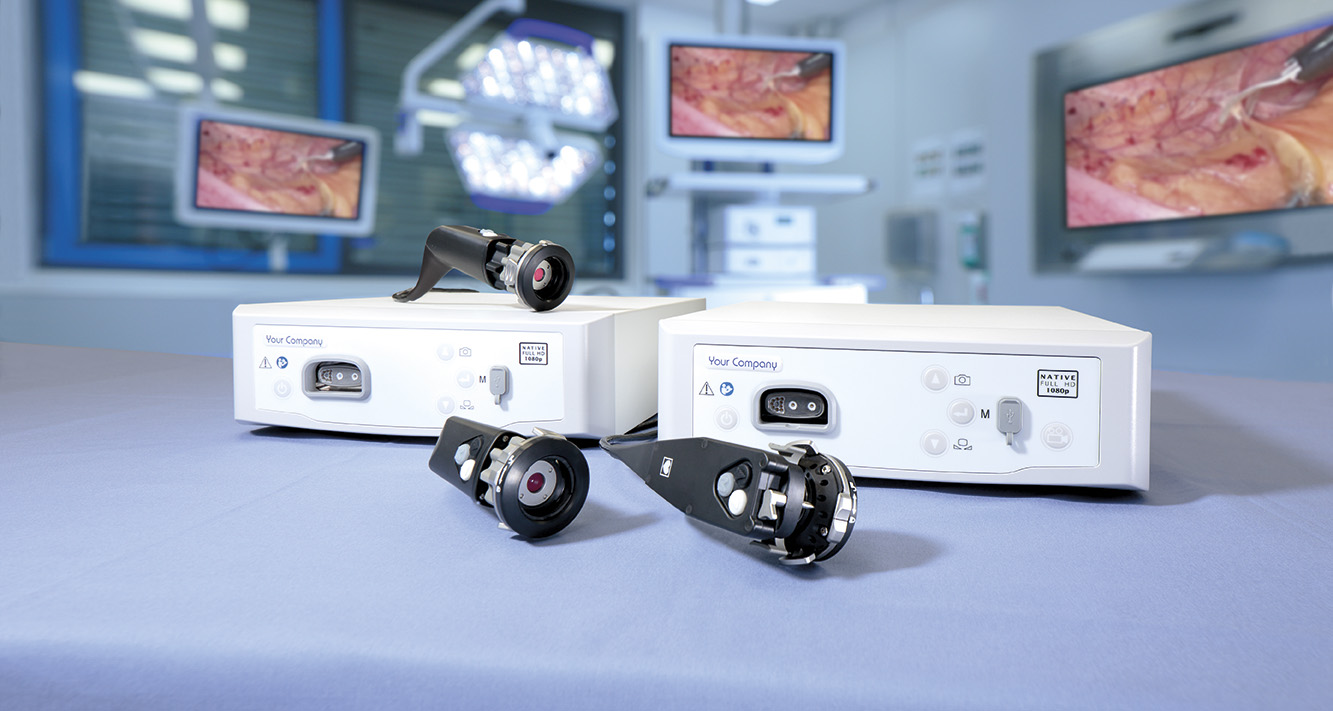 Medical Endoscopy Camera Platform FlexiVision