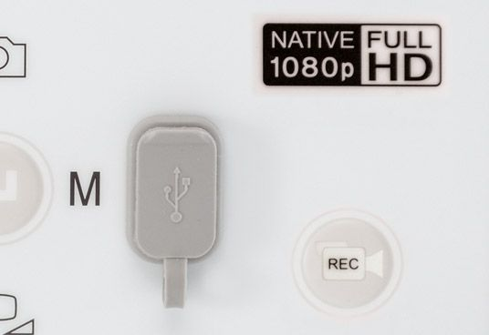 FlexiVision Full HD USB Video Recording