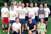Visualize your goal: SCHÖLLY at the B2Run 2017 in Freiburg